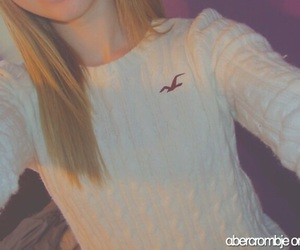 hollister, fashion, and sweater image