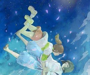 chihiro, spirited away, and love image