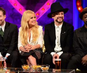 boy george, judges, and ricky wilson image