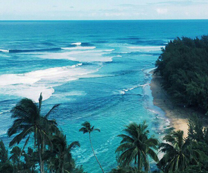 sea, ocean, and travel image