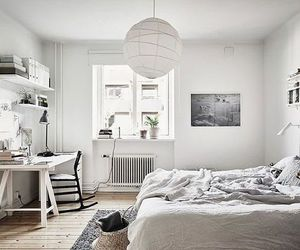 home, white, and Dream image