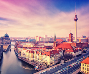 berlin, city, and Dream image