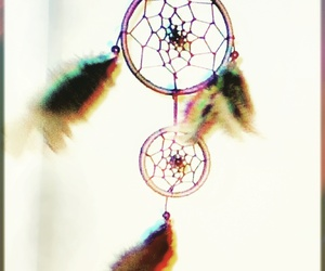 dream catcher, sonhos, and apanhador image