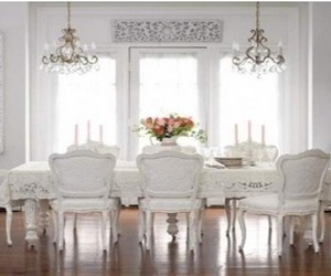 dining rooms, dining room tables, and modern dining room ideas image
