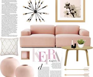 deco, interior, and decoration image
