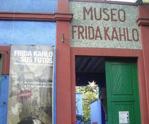 art, city, and frida kahlo image