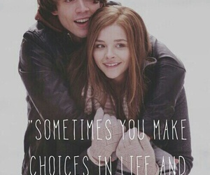 if i stay, love, and life image