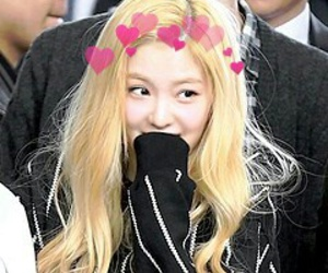 irene, icons, and red velvet image