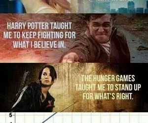 divergent, harry potter, and school image