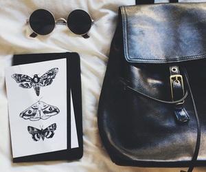 black, grunge, and style image