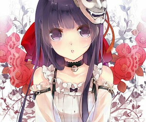 anime, inu x boku ss, and kawaii image