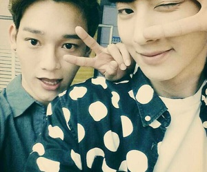 Chen, do, and kpop image