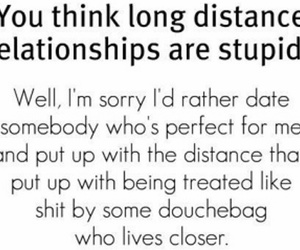 long distance, Relationship, and perfect image