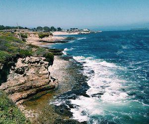 blue, landscape, and nature image
