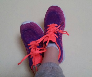 lovely, shoes, and violetti image