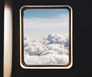 Dream, sky, and travel image