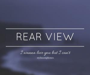 rear view, zayn malik, and lookscreen image