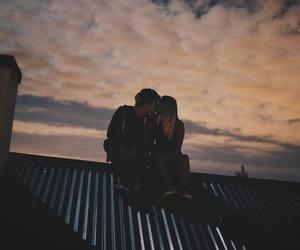 kiss, love, and boyfriend image