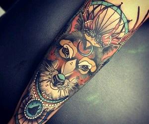 colores, tatto, and zorro image