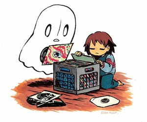 cd, music, and frisk image