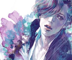alone, anime couple, and anime art image