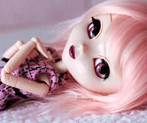 kawaii, pullip, and cute image