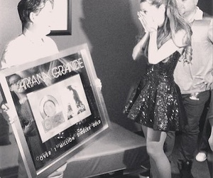 ariana grande, the way, and platinum image