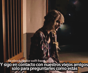 letras, song, and Taylor Swift image