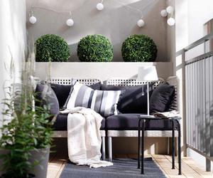 inspiration, patio, and spring decor image