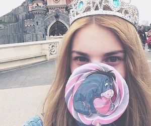 girl, disney, and princess image