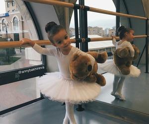 child, princess, and dance image