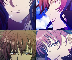 anime and k-project image