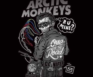 arctic monkeys, r u mine, and alex turner image