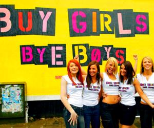 girls aloud, Nicola Roberts, and Sarah Harding image