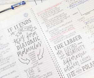notebook, studyspo, and school image