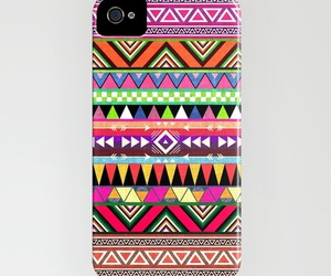 iphone, case, and aztec image