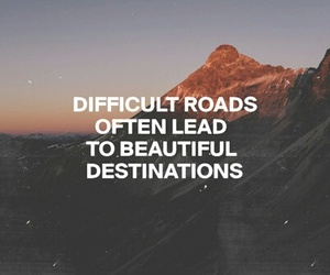quotes, grunge, and roads image