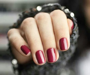 elegant, mani, and nail image