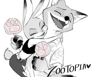 disney, zootropolis, and judy hoops image