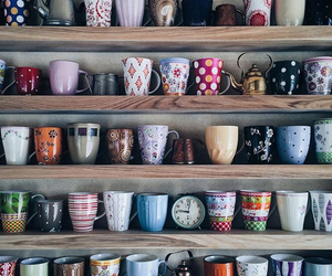 collection, cup, and morning image