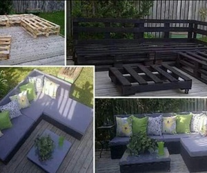 diy, garden, and furniture image
