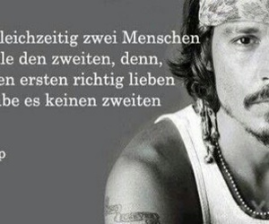 johnny depp, liebe, and sayings image