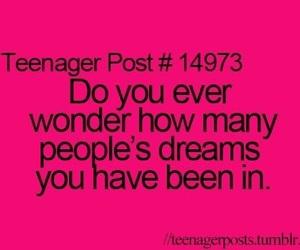 Dream, teenager post, and wonder image