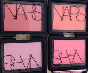 nars, makeup, and blush image