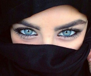 eyes, blue eyes, and blue image