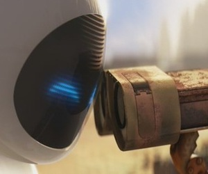 love, wall-e, and eva image