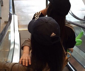 adidas, friends, and cap image