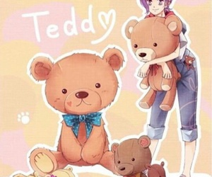 anime, teddy, and diabolik lovers image