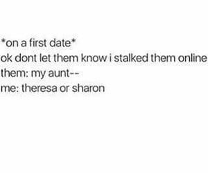 funny, date, and online image