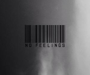 feelings, no feelings, and no image